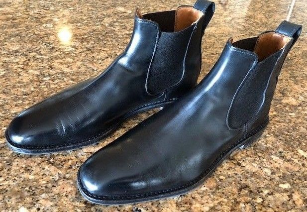 3c11d93bc18 Allen Edmonds Liverpool Chelsea Boots 10.5 D Free FedEx Shipping in ...