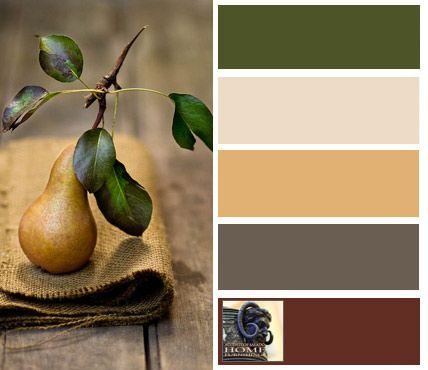 Tuscan Decorating Colors Wall Color And Paint Palette In 2018 Pinterest