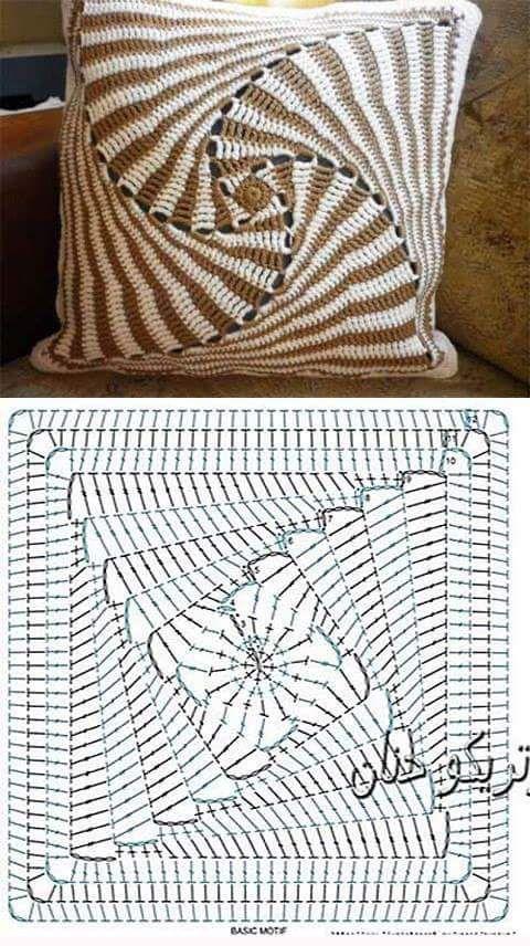 Pin de Dannette Tobin en Crochet   Pinterest   Ganchillo, Tejido y ...