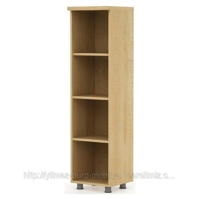 40x160 cm Açık Raflı Ofis Dosya Dolabı