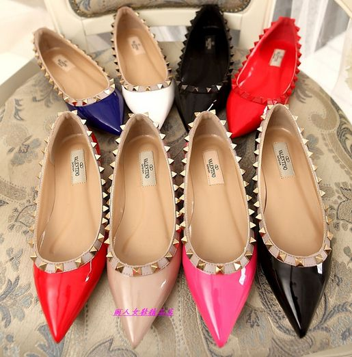 Cheap Flats on Sale at Bargain Price, Buy Quality shoe shoes baby, shoes women shoes, shoes soft from China shoe shoes baby Suppliers at Aliexpress.com:1,fashion element:shallow mouth, gladiator style 2,Season:Spring/Autumn 3,Insole Material:PU 4,Department Name:Adult 5,Toe Shape:Pointed Toe