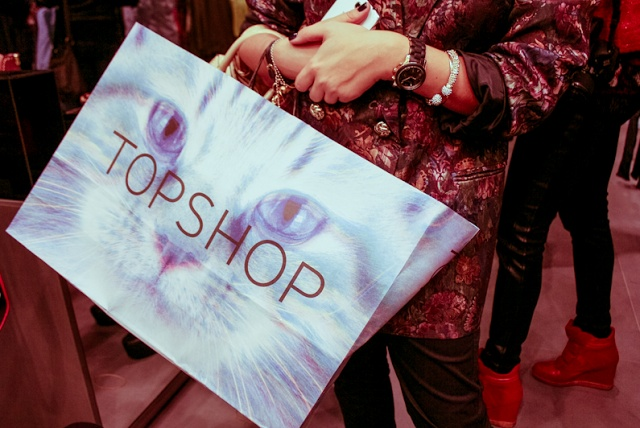 Topshop in Cape Town!