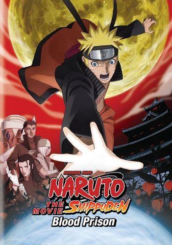 Naruto: Shippuden - The Movie: Blood Prison [DVD] [2011]