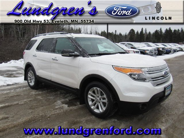2012 Ford Explorer Xlt Heated Mirrors Back Up Camera Sync
