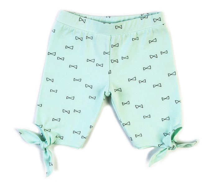 Designer Kids Clothing - Alfie Bow Tie Bike Shorts - perfect attire for hot summers days!  #kidsessentials #designerkidsclothes #designergirlsclothing #littlebooteek