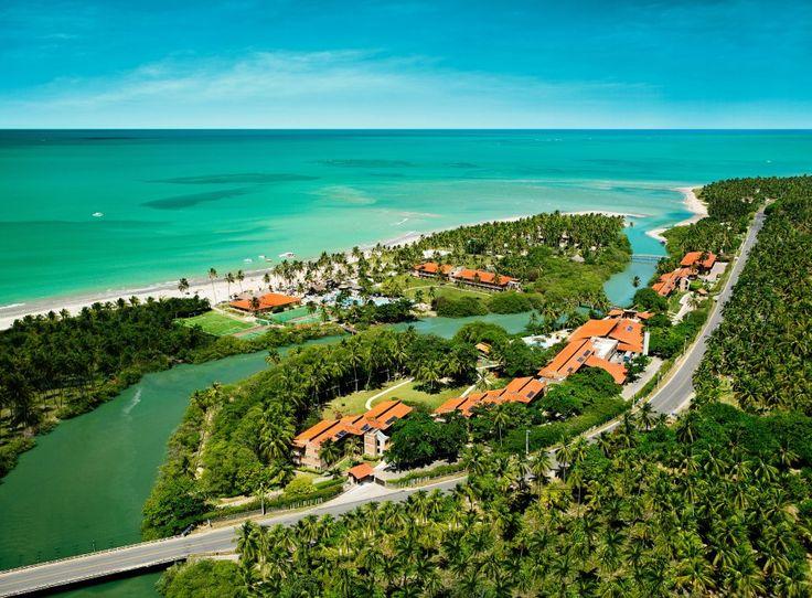 Resort All Inclusive no Nordeste está entre os melhores do mundo - Divulgação
