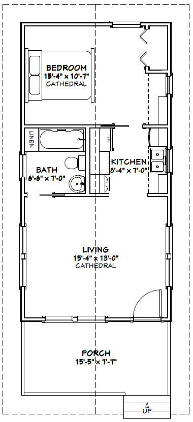 16 Tiny House Interior Design Ideas: Best 25+ 16x32 Floor Plans Ideas On Pinterest
