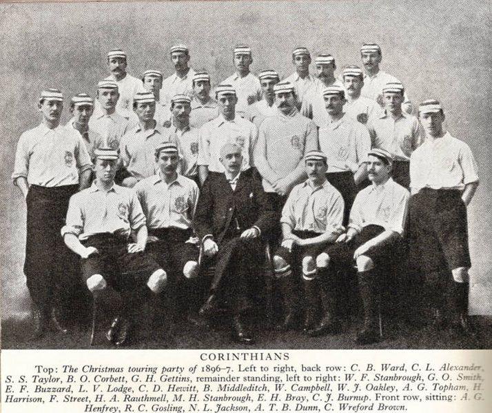 Corinthian FC Timeline 1882-1914