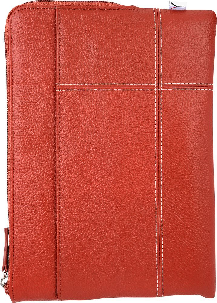 Brydge - BrydgeAir Leather Sleeve for Apple® iPad® Air and iPad Air 2 - Red, 47106BBR