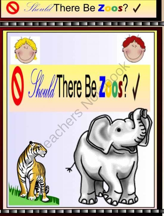 should there be zoos a persuasive essay Thank u so much for this whe are doing an essay on why zoos should not be banned but we need to show we are not biased when typing it up, so therefore i need some disadvantages of the zoo tthis.