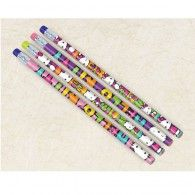 Hello Kitty Rainbow Pencils, Pkt12, $10.95. A394447