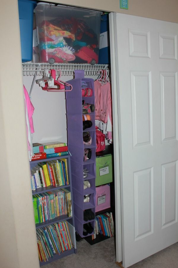 23 best images about organize kids on pinterest toys for Kids room closet ideas