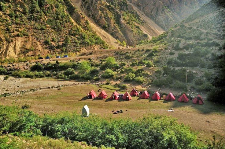 #Nepal • Tibet 24 Tage Trekking- und Naturrundreise – Vom Kailash ins Königreich Guge: Der Kailash ist einer der heiligsten Berge der Erde…