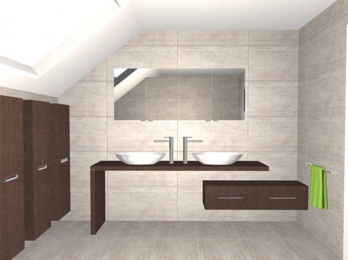 59 best 3d-ontwerpen badkamers images on pinterest, Badkamer