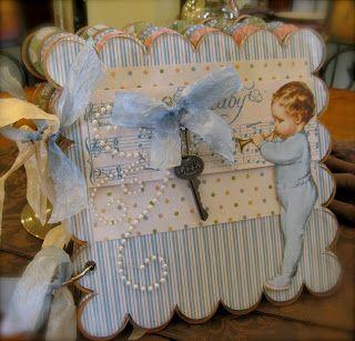 Cindy's Crafty Creations !!!: Grandma's Brag Book...