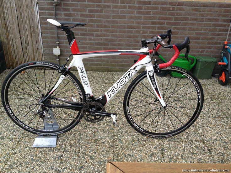 For sale: Kuota Kult | maat M | Italiaanse Racefietsen