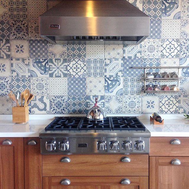 Las 25 mejores ideas sobre casas rusticas mexicanas en - Cocinas con mosaico ...