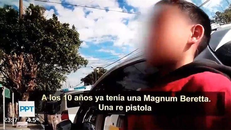 """Tras la nota a """"El Polaquito"""", un chico de 11 años acusado de robar un jardín de infantes en Villa Caraza, en Lanús, y que según su testimonio ya mató, habló su madre, Fernanda, quien dijo que hay """"mucha fantasía"""" en lo que su hijo manifestó durante el informe presentado el domingo en el programa PPT de Jorge Lanata.   #LANATA #POLAQUITO"""