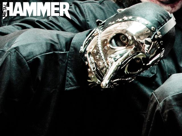 Trading Faces Slipknots New Masks Chris FehnCorey