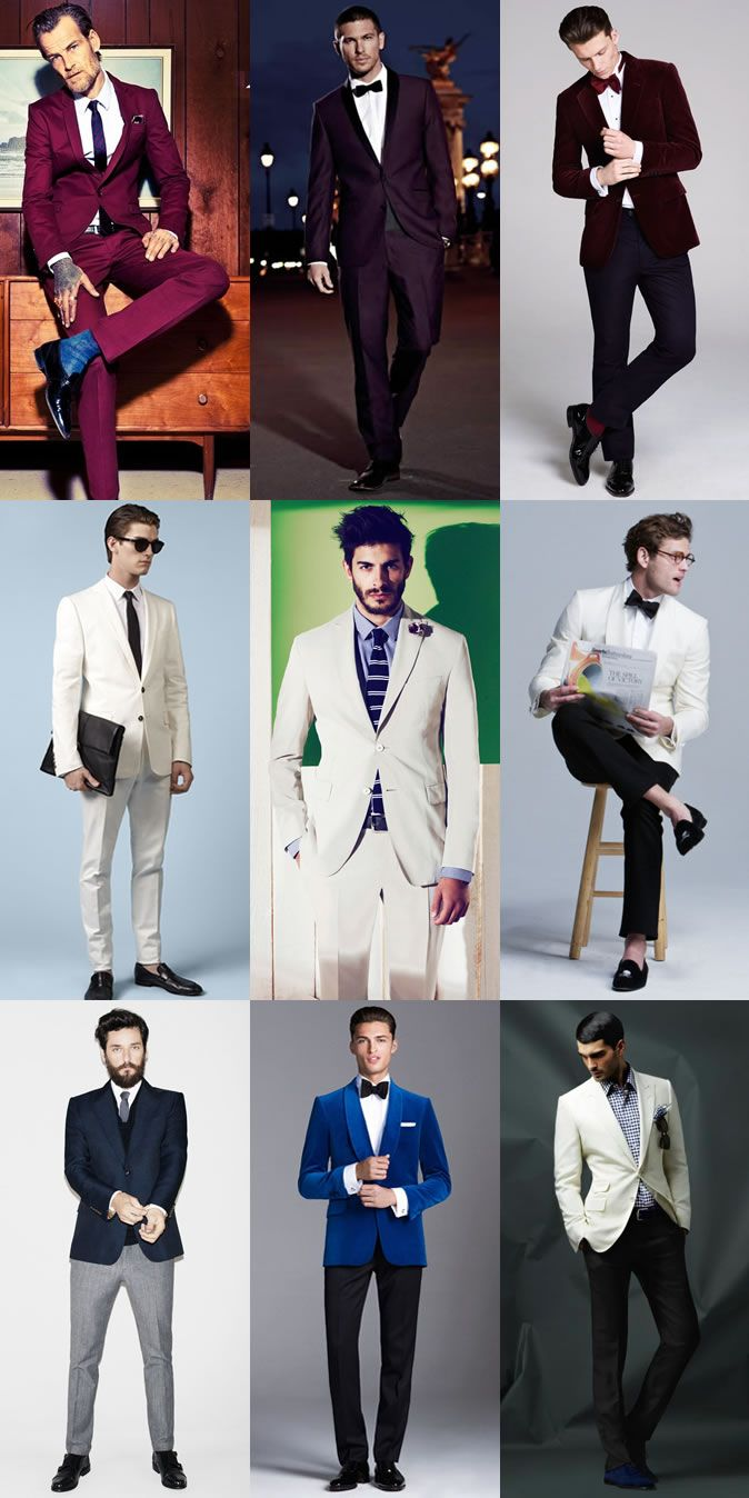 Mens Alternative Prom/Ball Outfit Inspiration #formal #menstyle #RMRS #prom