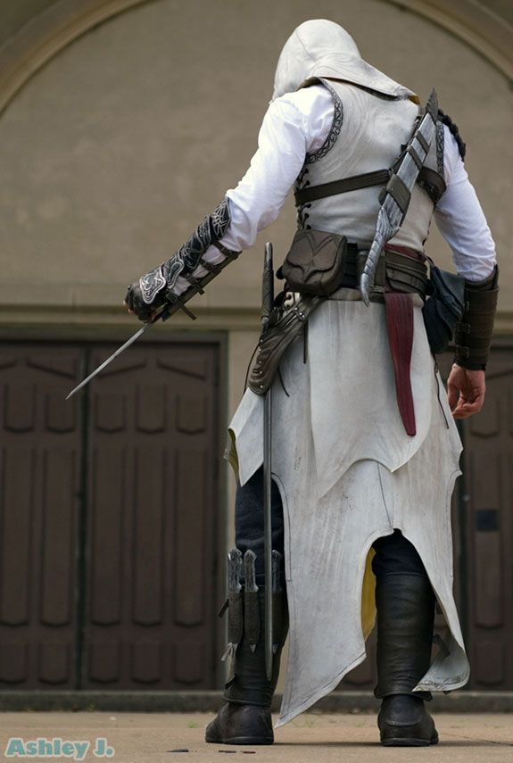 Assassin's Creed Costume Pattern | Assassins Creed amazing cosplay