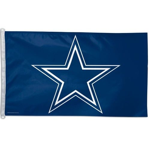 Dallas Cowboys Flag 3' X 5'