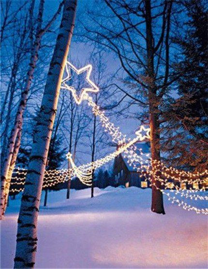 Outdoor Decorating Ideas for Christmas | Decorazilla Design Blog