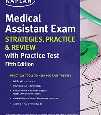 Medical Assistant Exam Strategies, Practice & Review with Practice Test (Kaplan Medical Assistant Exam Review) PDF