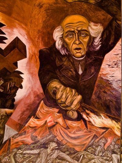 Personajes Independencia Miguel Hidalgo