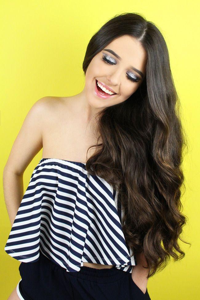Cabelo curto ao cabelo comprido em poucos segundos com essas extensões de cabelo da Bellami Hair, diretamente dos Estados Unidos! http://hashtagfun.com.br/beleza/extensoes-de-cabelo-da-bellami-hair/