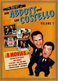 The Best of Bud Abbott and Lou Costello, Vol. 1 [4 Discs] [DVD], 17479592
