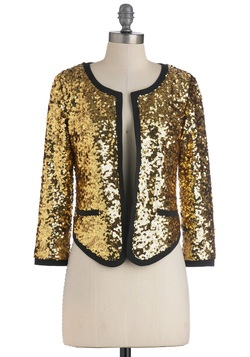 love it-reminds me of what rachel zoe would wear.Go for Brooklyn Jacket, #ModCloth