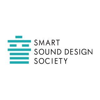 SMART SOUND DESIGN SOCIETY(スマートサウンドデザインソサエティ)のロゴ:日本のアイデンティティとグローバルなクリエイティブの共存 | ロゴストック