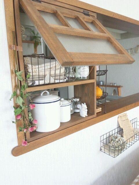 カフェのようなキッチンカウンター : おしゃれなキッチンカウンターの参考アイデア集 - NAVER まとめ