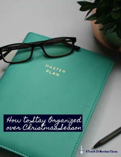 How to stay organized for christmas