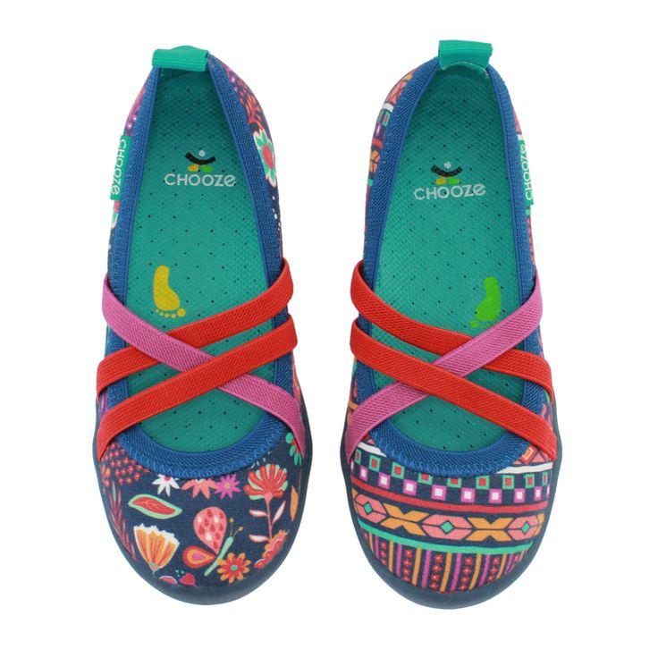 Chooze Shoes: Twist - Boho Y-3