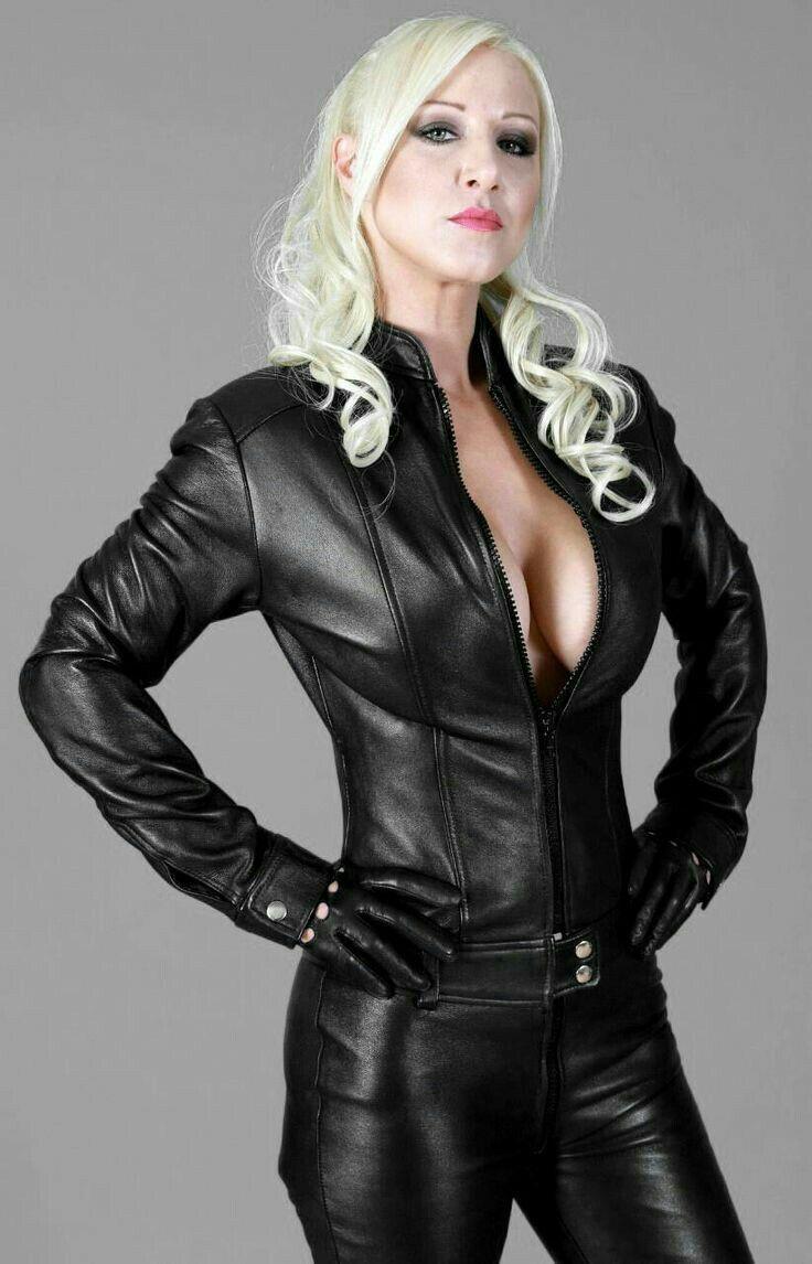 Lederlady   Leather Catsuit   Pinterest