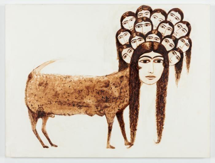 Mythological Creature: Lioness