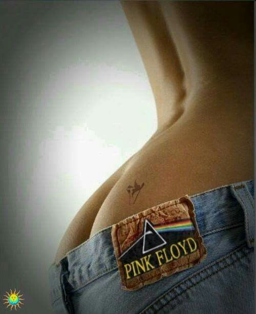 Butt It's Just Pink Floyd