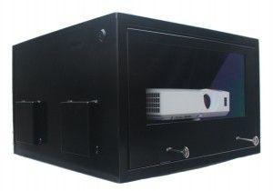outdoor projector housing