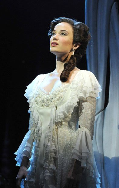 Sierra Boggess in LND in Beneath A Moonless Sky or Once Upon Another Time.