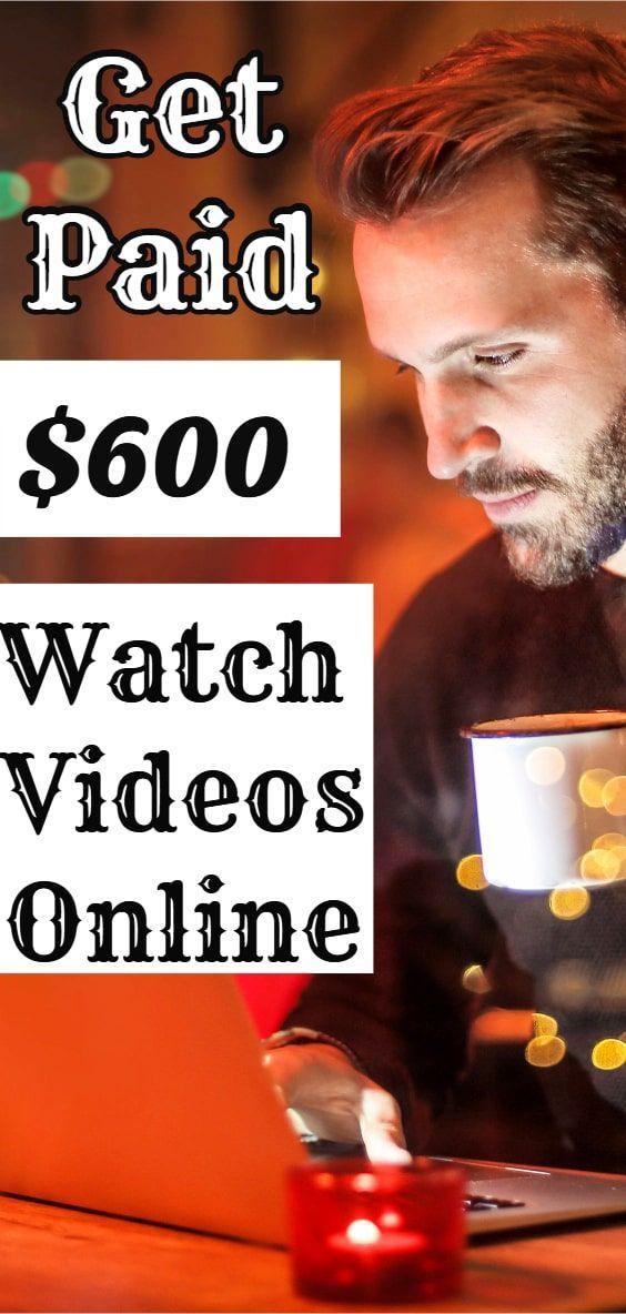 Get Paid $600 To Watch Videos Online From Top 10 Sites In 2019! – Mehran Sojdehee