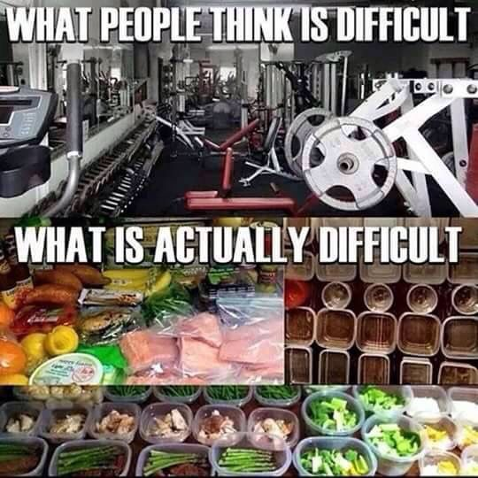 Seems like everyone is trying to inadvertently sabotage eating healthy.