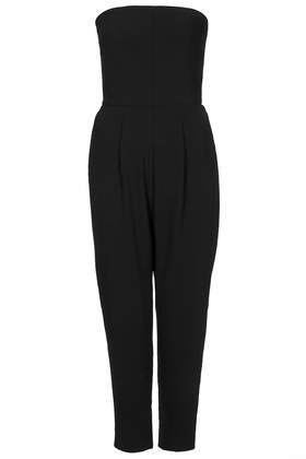 Tailored Bandeau Jumpsuit