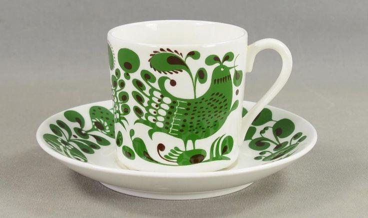 Coffee cup - Turtur - 70 - Gustavsberg - Stig Lindberg