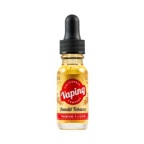 California Vaping Company - Bandit Tobacco - Best place to buy eliquid online   ''California Vaping Company''