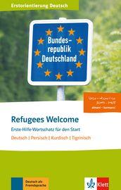 Refugees Welcome - Deutsch-Persisch-Tigrinisch-Kurdisch (--> Blättern im Buch)