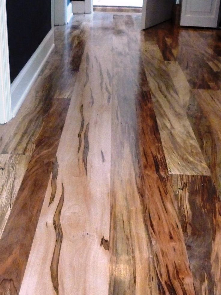 This Ambrosia Maple's remarkable patina is a unique alternative to Classic Maple wood. It has a beautifully creamy patina, filled with deposits that look similar to random water spots. The blended nature of Ambrosia Maple often displays mineral blues, greens, and pinks in addition to the natural chocolate brown and gray streaks. Many refer to this wood as Wormy Maple when, in fact, the gray and brown streaking is not caused by worms but by the holes and tunnels created by the ambrosia…