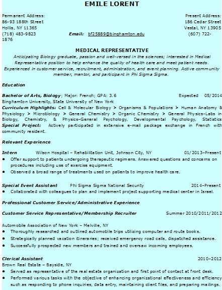 SIMPLE RESUME FORMAT http\/\/wwwresumeformatsbiz\/simple-resume - simple of resume