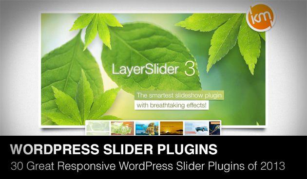 Best WordPress slider plugins.